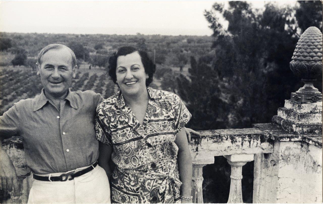 Resultado de imagen de Joan Miró pilar juncosa boda